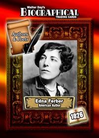 1026 Edna Ferber