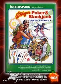 1038 Las Vegas Poker & Black Jack (INTV)