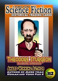 0112 Theodore Sturgeon