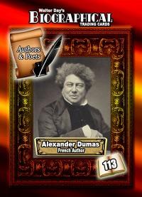 0113 Alexander Dumas