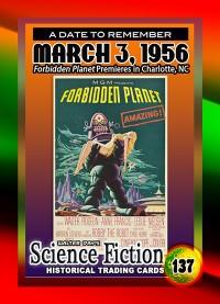 0137 Forbidden Planet