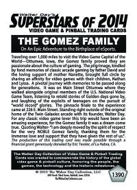 1390 The Gomez Family