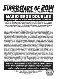 1413 Mario Bros Doubles