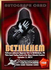 1528 Triforce In Bethlehem