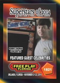 1821 Robbie Lakeman - Free Play Florida 2014