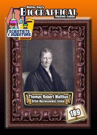 0189 Thomas Robert Malthus