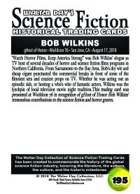 0195 Bob Wilkins