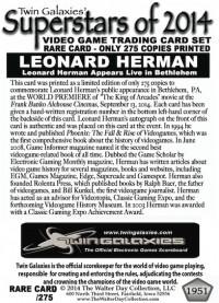 1951 Leonard Herman In Bethlehem