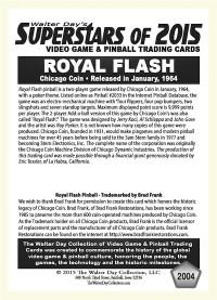 2004 Royal Flash - Chicago Coin
