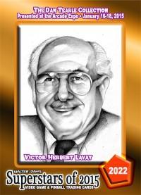 2022 Victor Herbert Lavay - Dan Tearle Collection