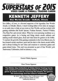 2023 Kenneth Jeffery