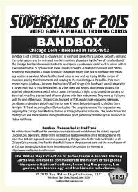2029 Bandbox - Chicago Coin