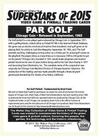 2048 Par Golf - Chicago Coin