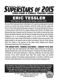 2061 Eric Tessler