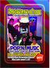 2077 Rare Pop'n Music Game AT SWA