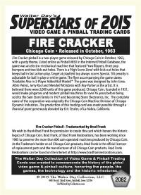 2082 Firecracker - Chicago Coin