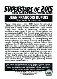 2088 Jean-Francois Dupuis