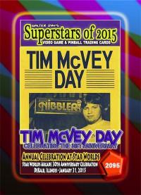 2095 Tim McVey Day At SWA
