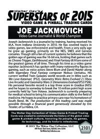 2101 Joe Jackmovich