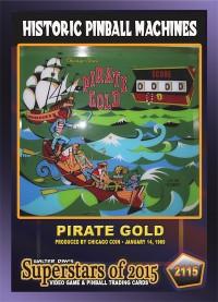 2115 Pirates Gold - Chicago Coin