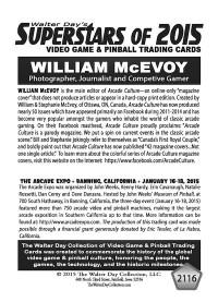 2116 William McEvoy