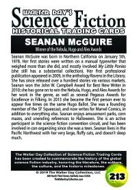 0213 Seanan McGuire