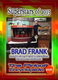 2131 Brad Frank Restoration - Chicago Coin