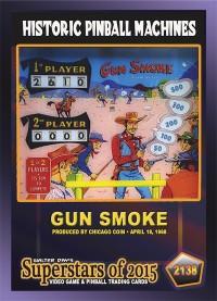 2138 Gun Smoke - Chicago Coin