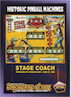 2174  Stage Coach - Chicago Coin