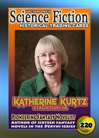0220 - Katherine Kurtz