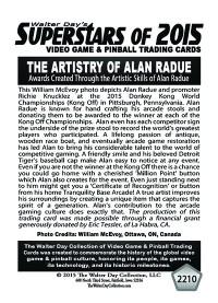 2210 The Artistry of Alan Radue