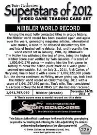 0226 - Tim McVey Scores Nibbler World Record