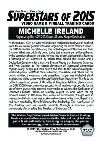 2287 Michelle Ireland - ICON 2015