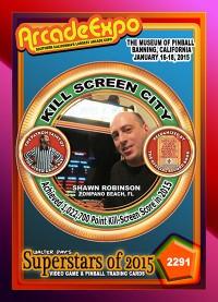 2291 Shawn Robinson - Kill Screen City