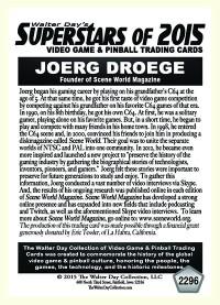 2296 Joerg Droege