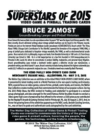 2305 Bruce Zamost (Thornton Edition)