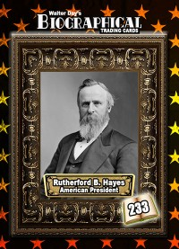 0233 Rutherford B. Hayes