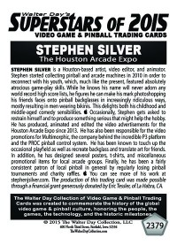 2379 Stephen Silver