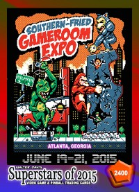 2400 Southern Fried Gameroom Expo