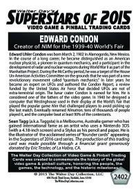 2402 Edward Condon