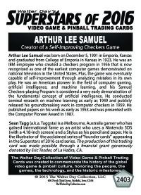 2403 Arthur Lee Samuels