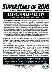 2417 Sashaun Bailey