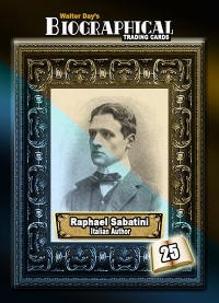0025 Raphael Sabatini