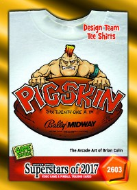 2603 Pigskin - Brian Colin Collection