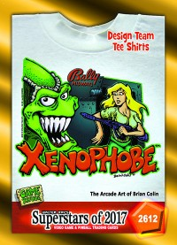 2612 Xenophobe - Brian Colin Collection