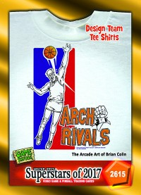 2615 Arch Rivals - Brian Colin Collection