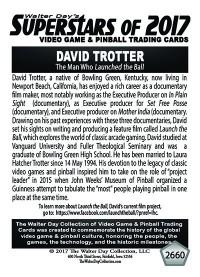 2660 David Trotter