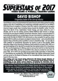 2681 David Bishop