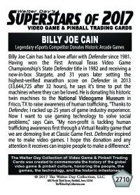 2710 Billy Joe Cain