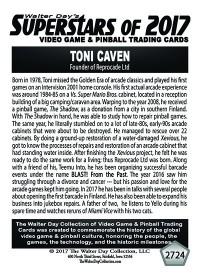 2724 Toni Caven